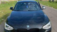 BMW 1-Serie (f20) 116i AUTOMAAT 2015 Zwart M pakket