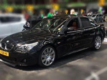 BMW 540i E60 | M-pakket