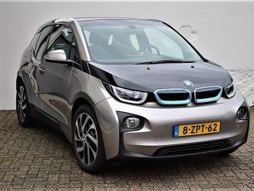 BMW I3 Basis Comfort Advance 22 kWh harman- kardon,voorverwarmings pakket,stoelverw.