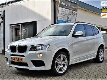 BMW X3 xDrive20i High Executive M sport | M Pakket | Sportstoelen | Trekhaak