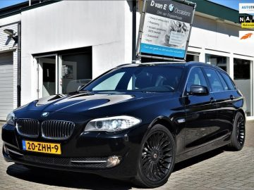 BMW 520i Touring M- sport | 19″alpina | ugrade edition | xenon | sportleer