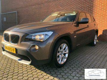 BMW X1 sDrive18d Business+ STOELVERWARMING, NAVI, AUTOMAAT