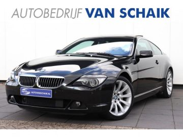 BMW 650i High Executive | 368 PK | M-PAKKET | NAVI | PANO