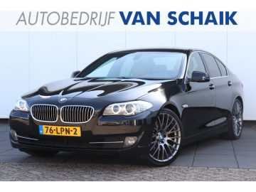 BMW 528i Executive | 259 PK | 6-CILINDER | NAVI | LEDER