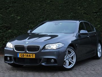 BMW 525D Executive M-Sport | Surround vieuw | Harman kardon