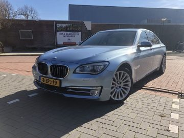 BMW 740Li ActiveHybrid High Executive | 760 Facelift | B&O | TV | Night Vision | FULL OPTION