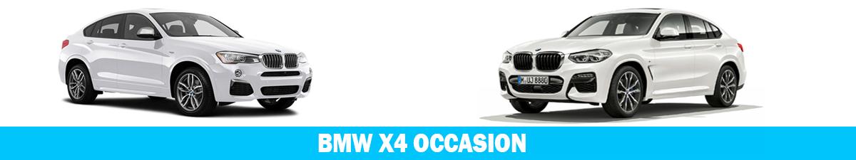 BMW-X4-occasion
