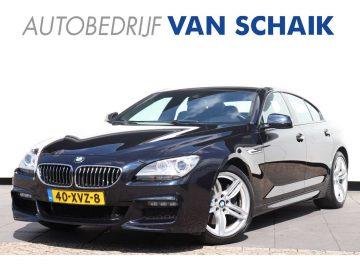 BMW 640 Gran Coupé 640i High Executive | 320 PK | M-PAKKET