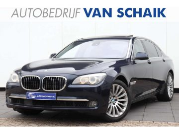 BMW 760 760Li | V12 | 544 PK | NAVI | HEAD-UP | CAMERA | S