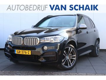 BMW X5 M50D xDrive | 381 PK | M-PAKKET | NAVI | HEAD-UP |