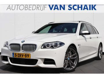 BMW 550 Touring M550XD | 381 PK! | NAVI | LEDER | CAMERA |