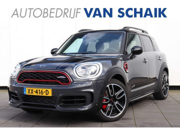 MINI Countryman 2.0 John Cooper Works ALL4 232 PK | NAV