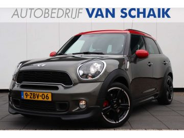 MINI Countryman 1.6 John Cooper Works ALL4 Chili 218PK