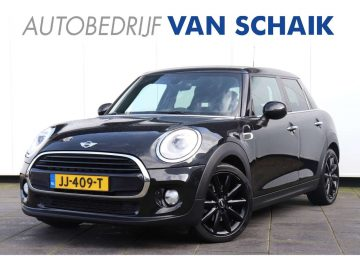 MINI Cooper 1.5 Chili Serious Business | AUTOMAAT | NAVI | CRU