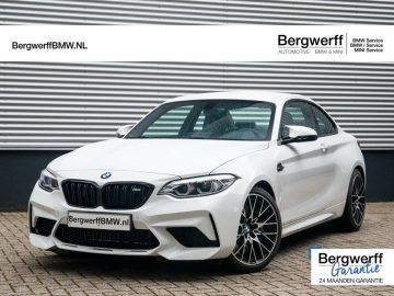 BMW M2 Coupé DCT Competition | M-Drivers Package