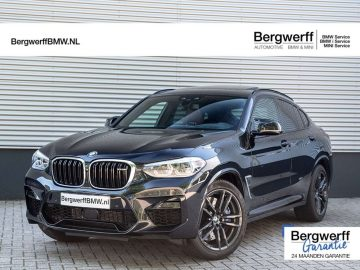 BMW X4 M | Panorama | Trekhaak | ACC | Head-Up | M-Sports