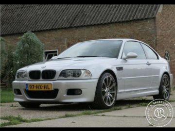 BMW E46 M3 origineel Nederlands handgeschakeld
