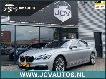 BMW 750 750d xDrive High Executive INDIVIDUAL/LASER/PANO
