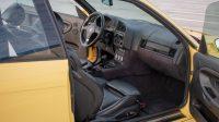 mooie 1995 E36 BMW M3 coupé – Dakar Gelb