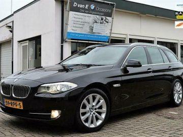 BMW 5-serie Touring 535i High Executive M-sport|Leder Sports