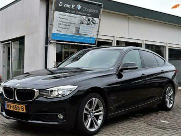 BMW 3-serie Gran Turismo 318d Executive 2.0|xenon|18'velg|na