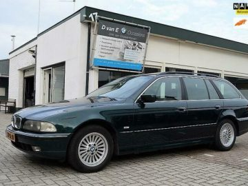 BMW 5-serie Touring 523i Executive youngtimer|leder|trekhaak