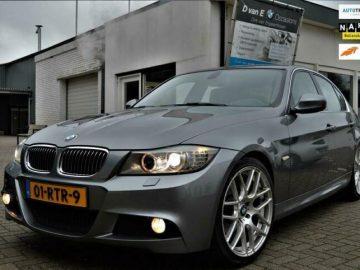 BMW 3-serie 318i M Sport Edition leer|xenon|19'M-csl velg|M-