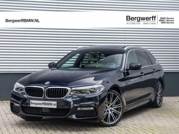 BMW 540 Touring 540i xDrive M-Sport | Trekhaak | Panorama