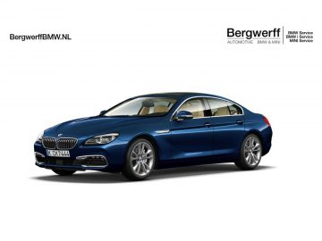 BMW 650 Gran Coupé 650i xDrive High Executive | Individual