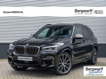 BMW X3 M40i xDrive High Executive | Panorama | Trekhaak |