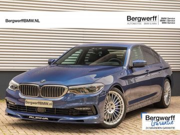 Alpina B5 BMW 5-serie Bi-Turbo | iDrive 7 | Driving Ass Plus