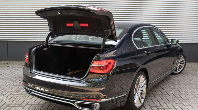 BMW 740 740d xDrive | Nappa Leder | Laser Licht | Driving