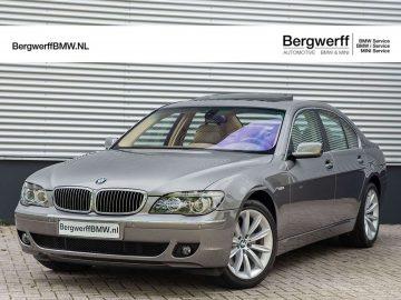 BMW 750 750i 1-Hand | 23.108km! | Youngtimer