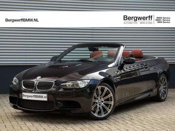 "BMW M3 Cabrio DCT Individual ""Rubinschwarz"""