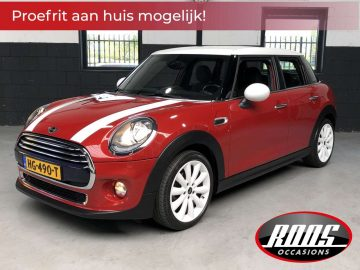 MINI Cooper 1.5 Business Navi, Clima, Bluetooth,