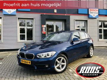 BMW 118 118i Executive Led, Pdc, Aut, 5drs Navi