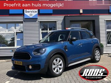 MINI Countryman 1.5 Navi, Automaat, Airco, Bluetooth