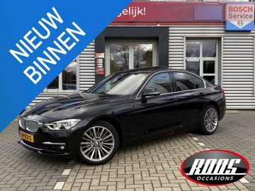 BMW 318 318i Luxury Edition Opendak, Volleer, Sportstoel+V