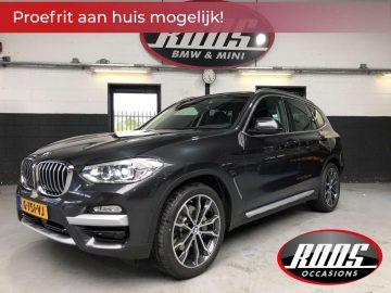 BMW X3 xDrive30i High Executive Leder, Sportstuur, Trekha
