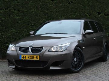BMW M5 Touring G-POWER HURRICANE RR | One-off | 820 pk