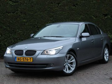 BMW 525 525d Executive Edition | Nappa Leder | Trekhaak el