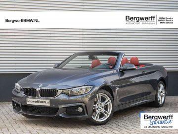 BMW 430 Cabrio 430i xDrive M-Sport | High Executive