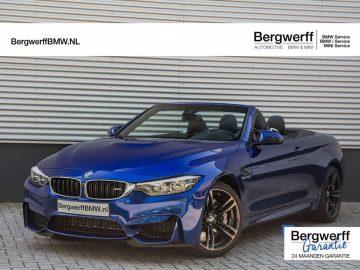 BMW M4 Cabrio DCT Volleder