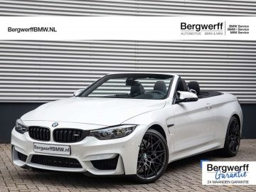 BMW M4 Cabrio Competition | Volleder | M-Driver's Package