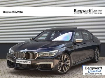 BMW 760 M760Li xDrive | Individual | Executive Lounge