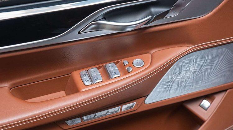 BMW 760 M760Li xDrive | Individual | Executive Lounge