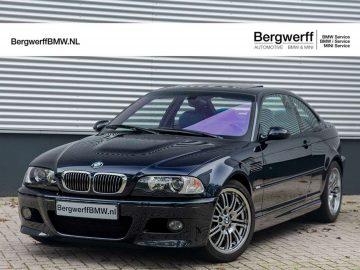 BMW M3 3-serie Coupé SMG 46.000km!!