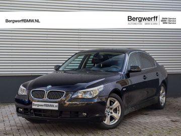 BMW 545 545i Youngtimer   Full-Option   Koni FSD