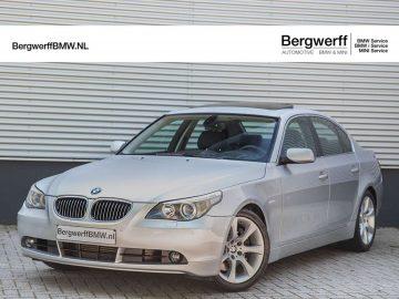 BMW 545 545i Youngtimer