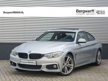 BMW 435 Coupé 435i High Executive | M-Sport | Individual V